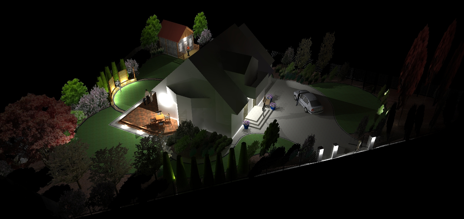 projektowanie ogrodów Rzeszów