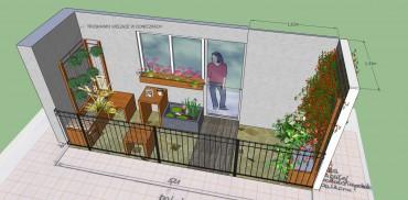 Projekty balkonów. Aranżacje tarasów. Jak to najlepiej zrobić?