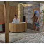 Balia -projekt sauny ogrodowej.