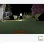 Ogród działkowy wizualizacje.0a
