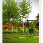 Ogrody realizacje: piwniczka ogrodowa.