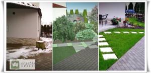 Ogrody  Rzeszow - projektowanie ogrodów